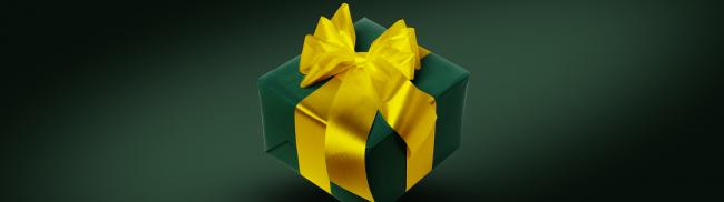 Персональный подарок в день рождения!