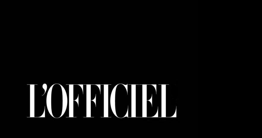 L`OFFICIEL X KIMBERLI ATELIER